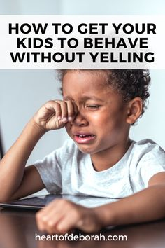 What if I told you there was a technique to improve your child's behavior without yelling, stick charts, time-outs or losing your mind!? This is where creating enforceable lists for kids comes into play.