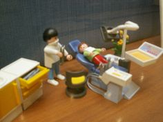 LEGO Dentist Always interesting what you can find when you type in dentistry and other related terms