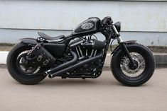 Harley Davidson forty eight #harleydavidsonsportsterfortyeight