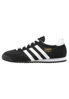 adidas Originals DRAGON - Sneaker - core black - Zalando.de