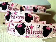 Minnie Mouse Ribbon