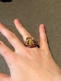 Spiralringe - Ring Spirelli - ein Designerstück von Nadeltasse bei DaWanda Shops, Etsy, Jewelry, Fashion, Ring, Moda, Tents, Jewlery, Jewerly