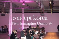 concept korea pitti uomo  #koreanfashion #fashion #pitti #pittiuomo #pitti93 #blogger #menswear #pitti93
