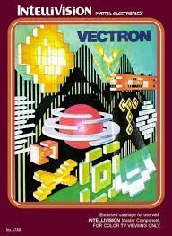 Vectron - IntelliVision Game