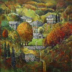 Valeri Tsenov (b1961, village of Letchevo, District Montana, Bulgaria)