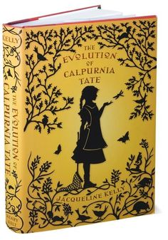 The Evolution of Calpurnia Tate.  Seriously terrific young adult novel.