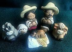 El 60 a Belén: #187 Nacimiento characato