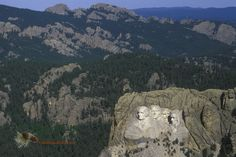 #MountRushmore - Rapid City Pin to Win contest. LOVED walking on the Presidents walk trail below this!