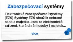 Zabezpečovací systémy Most, Litvínov, Teplice, Chomutov