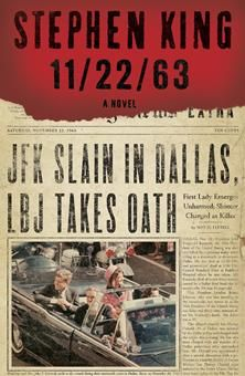 Take one of the most iconic events of the 20th century — the assassination of JFK — and mix it with the imagination of Stephen King, and the result is a blockbuster novel filled with suspense and heart. gotta read!!
