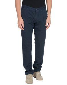 WOOL 172 Men's Casual pants Dark blue 38 jeans