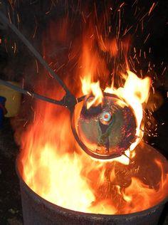 RAKU- I love it... calls to the pyromaniac in me. :)