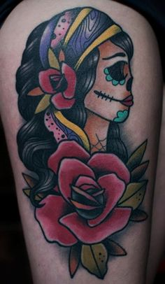 tattoo by grubykruk