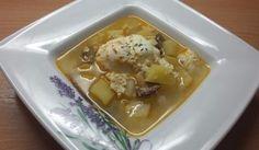 Francúzka domáca polievka