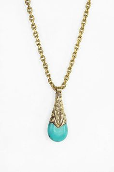 Vanessa Mooney Tears Of Old Necklace #urbanoutfitters