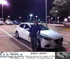 https://flic.kr/p/PZwcV9 | #HappyBirthday to Taylor from Jim klick at Mazda of Mesquite! | deliverymaxx.com/DealerReviews.aspx?DealerCode=B979