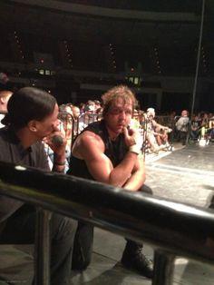 Dean..those freaking arms...damn...
