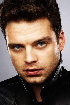 Sebastian Stan -- just... those eyes.... omg... *swoon*