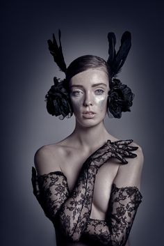 Estera Kos by Photographer: Ewa Żylińska / Hair & Makeup: Magdalena Pałka
