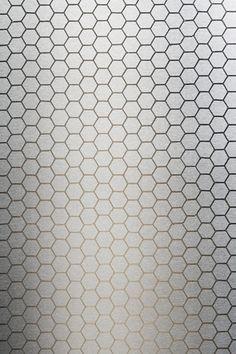 Patterned stainless steel for kitchen worktops, laundry room worktops and backsplash 🍯 kuvioitu teräspinta keittiön työtasoihin, tiskipöytiin, välitilaan tai peitelevyksi #hexagon #honeycomb #stainlesssteel #backsplash
