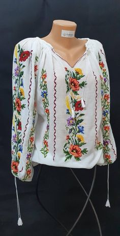 Bell Sleeves, Bell Sleeve Top, Costumes, Popular, Traditional, Embroidery, Long Sleeve, Tops, Women