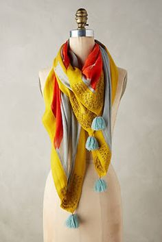 Shop new women's clothing at Anthropologie to discover your next favorite closet staple. Vintage Fashion 1950s, Vintage Hats, Victorian Fashion, Mode Boho, Wearing A Hat, Scarf Design, Fashion Outfits, Womens Fashion, Fashion Scarves