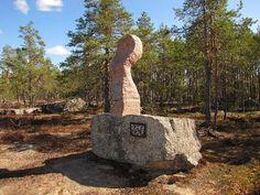 Jalasjärvi Spede Pasasen patsas Finland