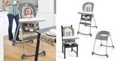 Lowest Price! Ingenuity Trio 3-In-1 High Chair Just $54.00 Shipped!