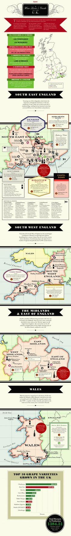 The #wine culture of the #UK from the many vineyards to wineries, festivals and shops across the country - http://finedininglovers.com/blog/food-drinks/english-wine/