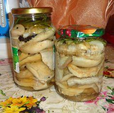 Соленые грузди готовы к хранению на зиму