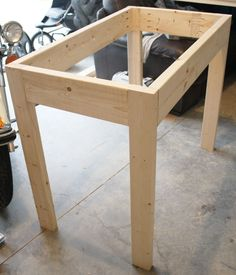 How To Build A Diy Kitchen Island Ideas Building Table Gallery Base ~  Lianglihome.com