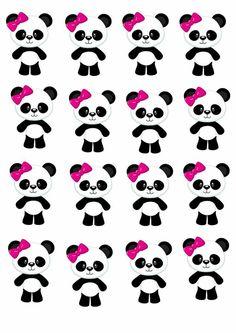 Panda Themed Party, Panda Birthday Party, 3rd Birthday Cakes, Panda Party, Birthday Parties, Bolo Panda, Panda Baby Showers, Panda Decorations, Panda Cakes