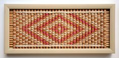 At the moment I'm interested in basing the concept of the underlying typeface on the tukutuku framework or panels. tukutuku panels are important features of wharenui holding important storytelling in. Flax Weaving, Weaving Textiles, Weaving Art, Weaving Patterns, Basket Weaving, Maori Patterns, Inkle Loom, Maori Designs, Nz Art