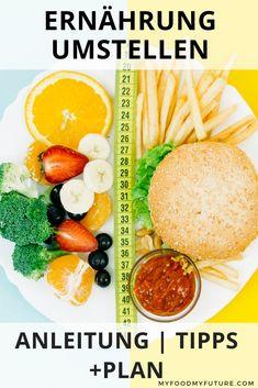 Eine Ernährungsumstellung braucht Durchhaltevermögen, Geduld und stetige Bereitschaft zu lernen! Meine praktischen Tipps helfen dir, deine Ernährung auf maximale Gesundheit zu verbessern!  Viel Spaß! Benefits Of Vitamin E, Vitamin A Foods, Healthy Drinks, Healthy Eating, Healthy Recipes, Best Whey Protein, All Vitamins, Herbalife Nutrition, Weight Loss Shakes