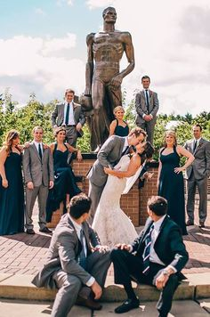 Location: Michigan State University Photographer: Kevin Romeo, Rhino Media Productions rhinomediakzoo.com #msu #sparty #spartanwedding