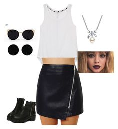 """""""My outfit"""" by cokea on Polyvore featuring Rebecca Minkoff, Una-Home, AeraVida and MBLife.com"""