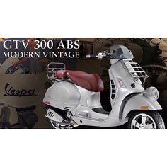 VESPA GTV 300 ABS Modern Vintage