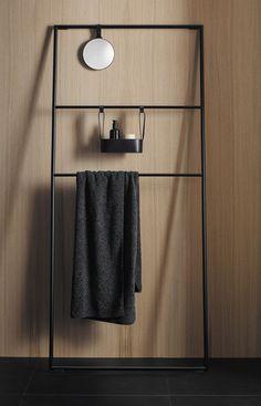 Coco | Towel rail rack by burgbad | Towel rails