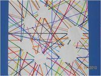 Art et géométrie ( tracer avec la règle)