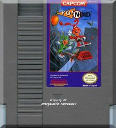 Yo! Noid, originally released in 1990, features one of the oddest uses of a licensed character in the entire NES library. It features the Noid, the bunny-eared Domino's Pizza mascot from the late 1980's, whose mission it was to ruin customers' pizzas before they could be delivered (in thirty minutes or less).  Only $15.49 with Free Shipping!