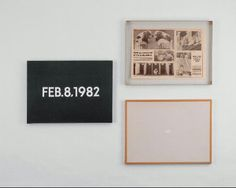 Arte Conceptual / On Kawara / Today Series.