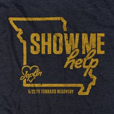 MyShirtHelps.com - 100% of the profits go to Joplin tornado relief - they need at least 150 preorders before they can print, go go go!