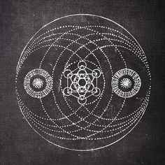 hexappealclothing:Metatron's dancewww.hexappealclothing.com  /  Sacred Geometry <3