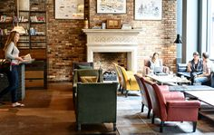 Staycation at The Hoxton in Shoreditch: Trendy boutique hotel in East London.