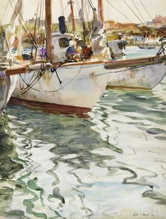 John Whorf WATERCOLOR