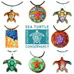 Dharma Wanderlust advocates environmental sustainability and conservation, and this includes taking good care of ocean life. As such, we are honoured to be a cause-related partner of Sea Turtle Conservancy, the world's oldest sea turtle research and conservation group. For this partnership, we have created a special line of handmade turtle-themed items. For every sale of an item from the Sea Turtle collection, 20% will be donated directly to STC.