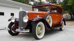 1931 Oakland Flathead V8