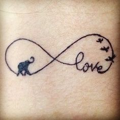 elephant tattoo with heart - Google Search