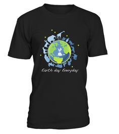 Earth day Everyday  Funny Podcast T-shirt, Best Podcast T-shirt