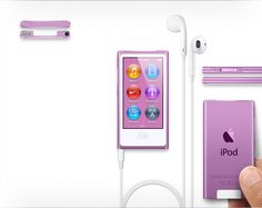 Apple - iPod nano with Multi-Touch.